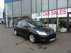 2005 05 CITROEN C4 1.4 SX 16V 5D 88 BHP***GUARANTEED FINANCE***PART EX WELCOME***