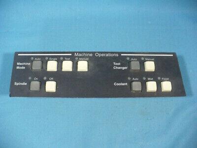 Hurco Bmc-4020 Cnc Mill Ultimax 3 Digitran Sem-1014 415-0270-001b Machine Operat