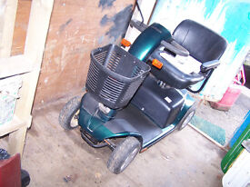 Mobility Scooter craftmatic comfort coach 5 not working for parts same as Colt
