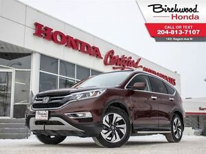 2015 Honda CR-V Touring ** SPRING CLEARANCE PRICING ON ALL PRE-O