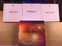 Logic 9 Studio Apple