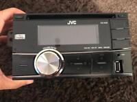 Jvc KD R400 Stereo double din