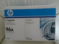 HP96A black ink cartridge