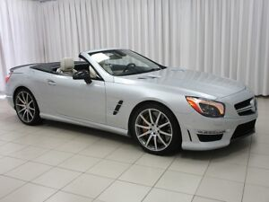 2013 Mercedes-Benz SL SL63 AMG CONVERTIBLE