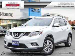 2015 Nissan Rogue SV  - Low Mileage