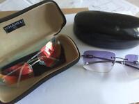 Gucci & Chanel designer sunglasses