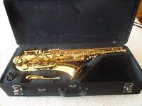 Yamaha YTS 62, Mk2, Tenor Saxophone+ Case+ Vandoren V16 Mouthpiece