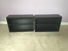 New shelve units from Ikea