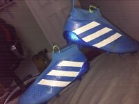 Football boots/sock boots