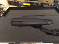 Sennheiser MD 421 II Microphone With Case