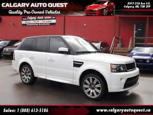 2013 Land Rover Range Rover Sport SUPERCHARGED/4WD/PLATINUM PACK