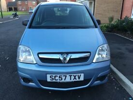 Vauxhall Meriva 1.4
