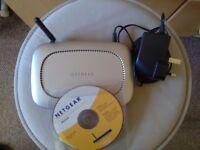 NETGEAR Wireless Firewall Router,