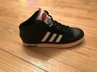 Adidas high tops size 9 mens