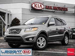 2011 Hyundai Santa Fe GL - No Accident, AWD, Heated Seats, 17 Al