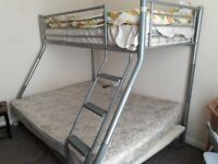Triplw bunkbed for sale.