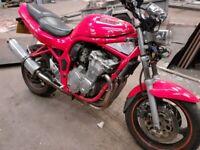Suzuki, BANDIT, 1995, 599 (cc)
