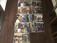 Walking Dead Comics job lot