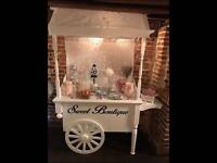 Sweet Cart, Sweetie tower, Ferrero Rocher stand and Macroon tower for hire