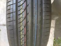 Alloy and two tyres - Nankang 235/45/18