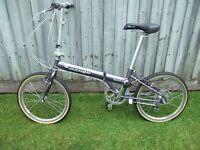 Dahon pro/8 folding bike