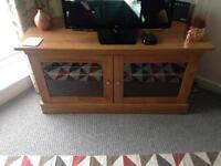 Fantastic Argos Oak Effect Corner TV Unit