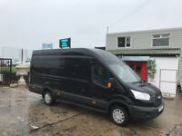 *** 2016 FORD TRANSIT L4 H3 TREND 125 PS FULL SERVICE HISTORY ***