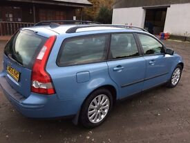 Volvo V50 1.8 petrol 55/2006 blue