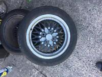2 x Ford Wheels