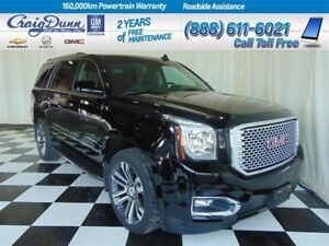 2017 GMC Yukon * Denali 4x4 * Sunroof * 6.2L V8 * Demo Clearance