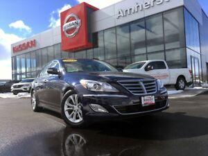2013 Hyundai Genesis BASE Luxury at a great price!