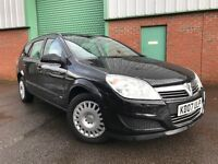 2007 (07) Vauxhall Astra 1.6 16v ( 115ps ) ( a/c ) Life ESTATE 78,000 MILES NEW MOT JUST SERVICED