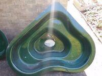 """Atlantis Fibre Glass Pond 60"""" x 48"""" x 22"""" 3 shelves"""