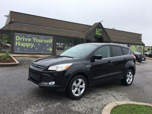 2014 Ford Escape SE/CARPROOF CLEAN/CLOTH/HEATED SEATS/OFFLEASE