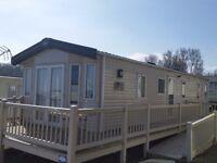ABI Hartfield, 2014, 3 Bed,36X12 ft, sited static caravan in Cromer, Norfolk, Great Sea Views