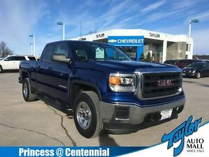 2014 GMC Sierra 1500 4x4 5.3L Cloth interior