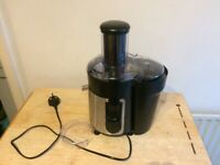 Juicer hardly used