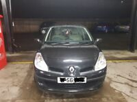 Renault Clio 1.2 Expression (56) plate
