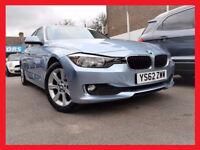 (New Shape) 2013 BMW 3 Series 2.0 -- 316d ES (start/stop) Great Spec --Part Exchange OK - BMW 316 d