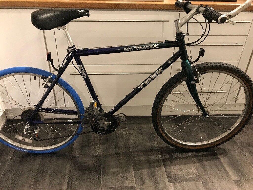 Trek 830 MT Track Mountain Bike Classic   in Rogerstone, Newport ...