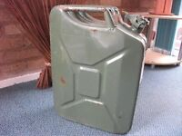 20lt Jerry Can.