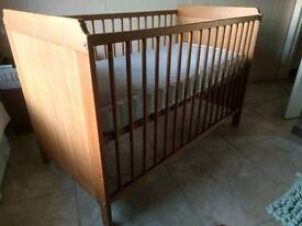 Cot / First bed by IKEA