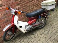 Honda c90 classic scooter