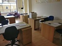 Office Clearance! Desks, chairs, cabinets