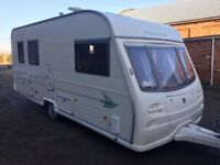 AVONDALE DART 5 berth 2003 year immaculate inside NO DAMP.