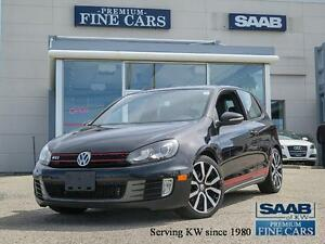 2012 Volkswagen GTI TURBO Navigation  Leather Sunroof