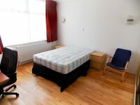 AMAZING DOUBLE ROOM AVAILABLE NOW IN EAST ACTON!
