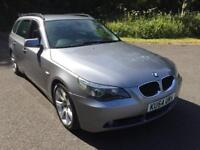 2004 54 Plate Bmw E61 525d Touring Se May P/x or Swap