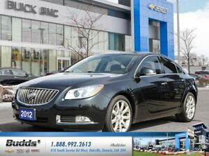 2012 Buick Regal Turbo NICE CLEAN CAR , SERVICED