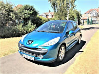 (37000 Miles) Auto - 2008 Peugeot 207 1.6 VTi Sport Tiptronic - Part Exchange Welcome - Drives Good